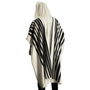 Chabad Tallit Prayer Shawl by Talitnia