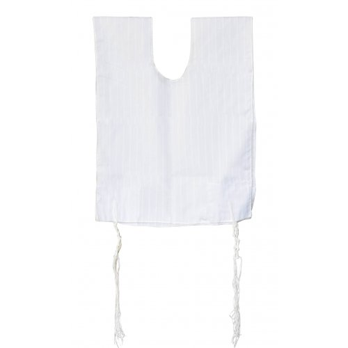 Cotton Tallit Katan with tzitzis Kosher by Talitnia