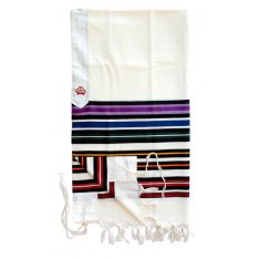 Joseph Coat Tallit Prayer Shawl - Various Colors by Talitnia