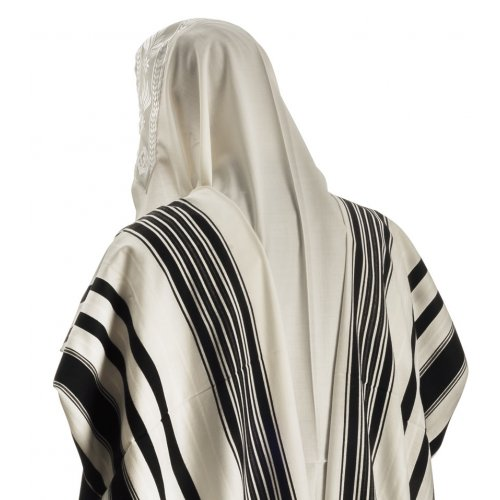 Premium Kosher Prima A.A Tallit Prayer Shawl by Talitnia